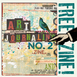 Visit ArtJournalCaravan.com